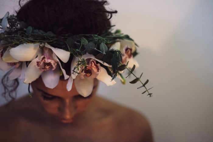 Floral Crown - NYC Shoot