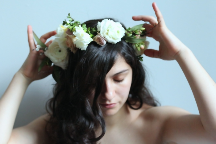 Fresh Floral Crown